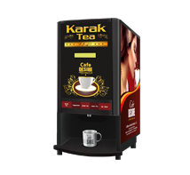 Cafe Desire Karak Chai Vending Machine